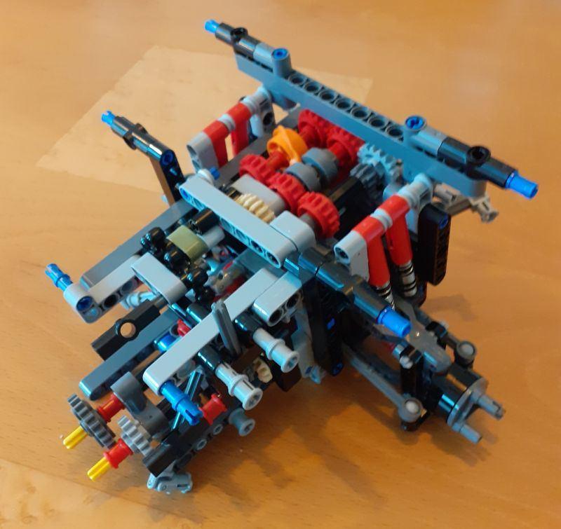 Lego Bouwsel